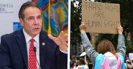 New York Governor Signs Bill To Repeal 'Walking While Trans' Ban