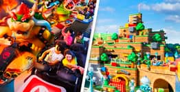 Universal Studios Japan Release Video Walkthrough Of All The Super Nintendo World Rides