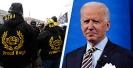Biden Says White Supremacists Are The Greatest Domestic Terror Threat In America