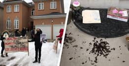 Tenants Leave Cockroaches On Doorstep Of Wealthy Toronto Landlord As A 'Valentine's Gift'