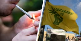 Virginia Set To Become First Southern State To Legalise Marijuana
