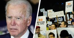 21 US States Sue Biden To Reopen Controversial $9 Billion Oil Pipeline
