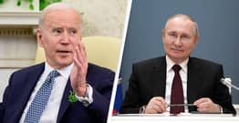 Kremlin Warns Of Consequences After Biden Calls Putin 'Killer', Demands Apology