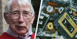 Inventor Of The Cassette Tape Lou Ottens Dies Aged 94