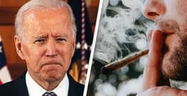 Biden Called 'Out Of Touch' After He Fires Staffers For Smoking Marijuana