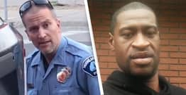 Cops Involved In George Floyd's Death Allegedly Roughly Detained Another Black Man Weeks Before