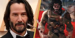 Keanu Reeves To Star As A Hyperviolent Immortal In New Netflix Film