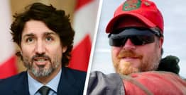 Canadian COVID Conspiracy Theorist Sentenced To Six Years In Prison For Attacking Justin Trudeau's Family Home