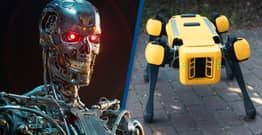 New York Councillor Proposes Law To Ban Police Using Armed Robots