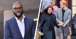 Tyler Perry Offered Harry And Meghan His Home And Security When They Moved To US