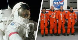 NASA Doesn't Know Why It Calls People Who Go To Space Astronauts