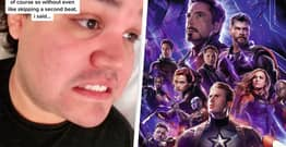 Cinema Employee Ruined Avengers: Endgame Ending For Homophobic Customer In The Best Way