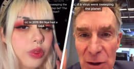 Someone Asked Bill Nye What To Do If Deadly Virus Sweeps Earth In 2015 And His Response Was Spookily Accurate
