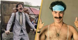 Borat Sequel Sets World Record For Oscar-Nominated Film With The Longest Title