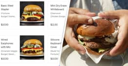 Burger Chain Renames All Its Food After Office Supplies So People Can Claim Expenses