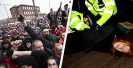 Police Response To Football Parades During Pandemic Starkly Different To Sarah Everard Vigil