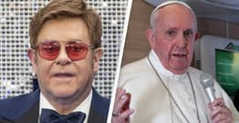 Elton John Slams Vatican For Hypocritical Stance On Blessing Gay Unions