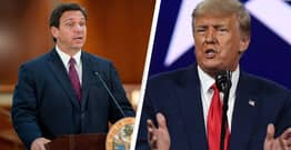 Trump Ally And Florida Governor Ron DeSantis Facing Vaccine Bribery Allegations