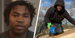 Man Building Homes For Homeless People Stopped By City Of Toronto Taking Legal Action