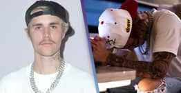 Justin Bieber Visits Los Angeles Prison To Spread The Word Of God