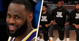 LA Lakers Star LeBron James Says He Will Never Just 'Shut Up' And 'Stick To Sports'