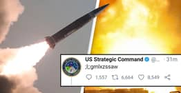 US Nuclear Agency Sparks Panic After Tweeting Gibberish