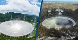 Repairing The Destroyed Arecibo Observatory Could Reach $50 Million
