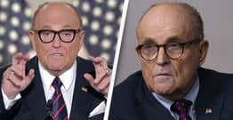 Rudy Giuliani Criticised For Podcast Warning About The 'Consequences Of Misinformation'