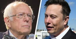 Bernie Sanders Tells Elon Musk To 'Focus On Earth' And Just Pay More Taxes