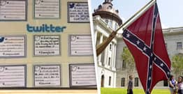 North Carolina School Displays Pro-Slavery Hashtags For Civil War Assignment