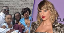 Taylor Swift Donates $50,000 To Memphis Mother-Of-Five Whose Husband Died Of COVID