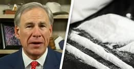 Texas Governor Bizarrely Claims That Election Reform Bill Could Allow Use Of 'Cocaine To Buy Votes'