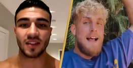 Tommy Fury Challenges Jake Paul To Fight 'Any Time' After YouTuber Slams Him On Instagram