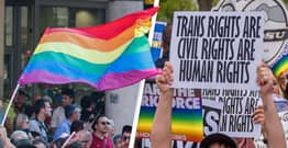 LGBTQ+ Groups Warn Anti-Transgender Laws Proposed Across US Are Dangerous