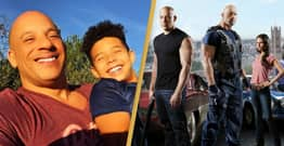 Vin Diesel's 10-Year-Old Son Is Joining The Fast & Furious Franchise