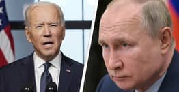Biden Expels 10 Russian Diplomats As Part Of New Sanctions After Election Interference