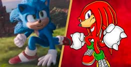 First Images Of Knuckles In Sonic 2 Leak Online