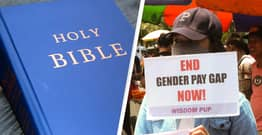 Religion Perpetuates The Gender Wage Gap, Study Finds