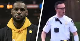 LeBron James Explains Decision To Post Controversial 'You're Next' Cop Tweet