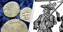 Lost Coins Found In America May Unlock Mystery Of History's Most Wanted Pirate