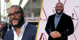 Tyler Perry Receives Honorary Oscar For Humanitarian Work