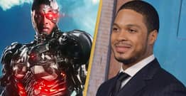 Justice League's Ray Fisher Says He Had To Fight To Remove Ableist Joke From Movie
