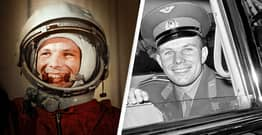 Sixty Years Ago Today Cosmonaut Yuri Gagarin Became The First Person In Space