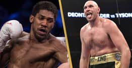 Anthony Joshua And Tyson Fury Agree Date And Venue For $200 Million Mega-Fight