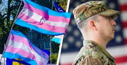 Transgender Troops Can Now Freely Serve And Enlist In US Army