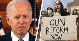 Mass Shooting Survivors React To Biden's 'Huge' Gun Control Plan