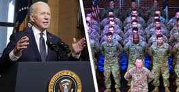 Biden Vows To Withdraw All US Troops From Afghanistan By September 11