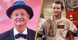 Bill Murray Says Filming New Ghostbusters: Afterlife Was 'Physically Painful'