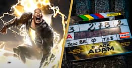 The Rock Confirms Black Adam Started Filming Today