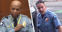 Derek Chauvin's Own Police Chief Says George Floyd Neck Restraint 'Absolutely' Violated Department Policies